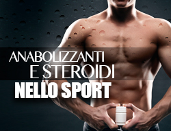 steroidi anabolizzanti