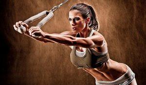 allenamento per donne
