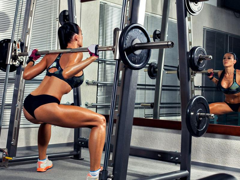 muscolatura nelle donne