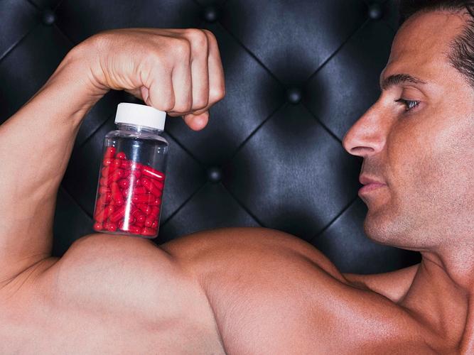 Conservazione di steroidi a casa